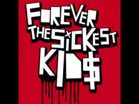 Keep on bringing me down (LYRICS) - forever the sickest kids