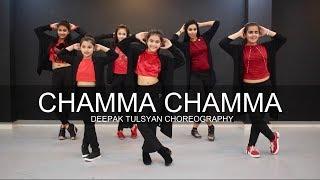 Chamma Chamma | Fraud Saiyaan | Neha Kakkar | Beginner | Deepak Tulsyan Choreography | G M Dance