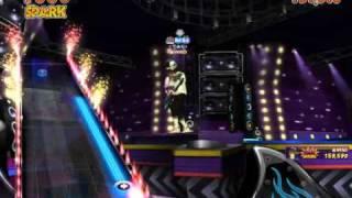 Audition Guitar Mode (KR) - Lucky Star (Lv1 Easy) 118BPM