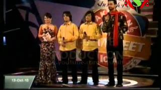 Sunny and Vicky Babia Pakistan Sangeet Icon 1 Episode 4