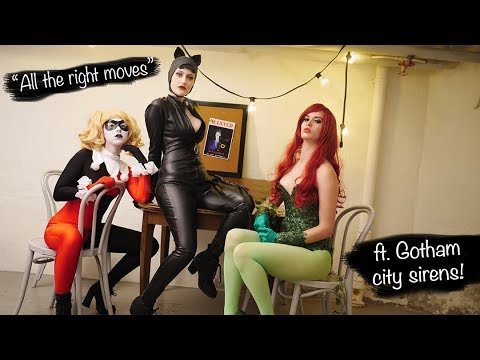 [Gotham City Sirens] All the right moves