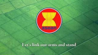 """ASEAN Hymn - """"ASEAN Song of Unity"""""""