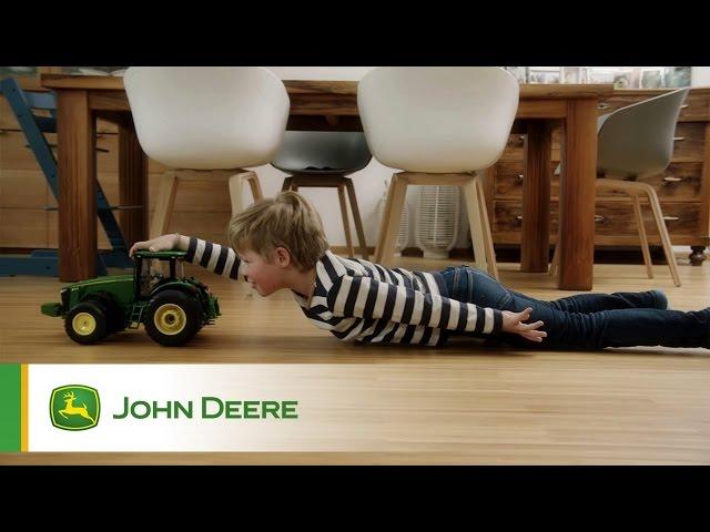 Tracteur 8400R John Deere