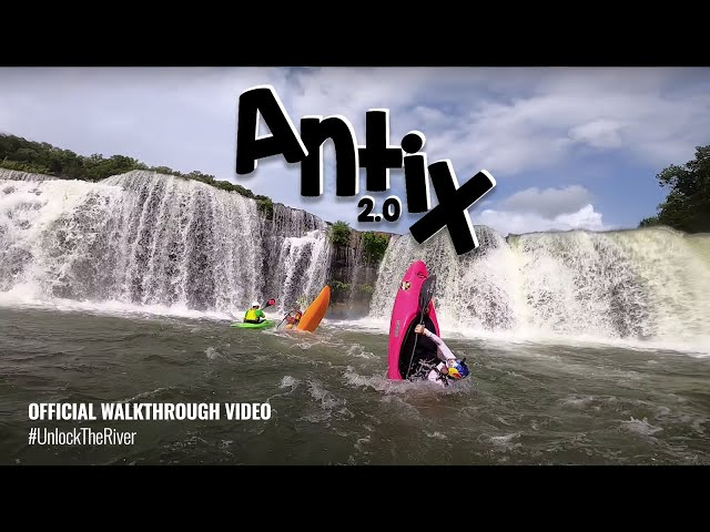 Jackson Whitewater Kayaking | Antix 2.0 Walk-Thru