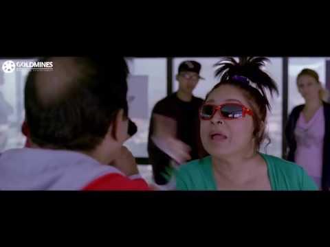 The Return Of Rebel Hindi Dubbed New Comedy Scene   Brahmanandam   Comedy War Lagatar