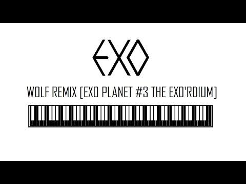 EXO: EXO'rDIUM – WOLF (REMIX) PIANO COVER