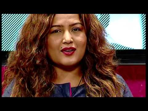 playstore -Episode-111( Nepali Live Tv Show) Interview with Rekha Thapa