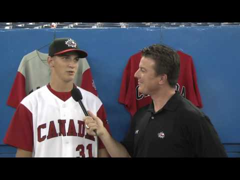 Kellin Deglan - 2010 IBAF World Junior Baseball Championship