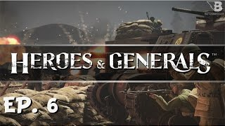 Whack-A-Mole! - Ep. 6 - Heroes and Generals - Blitz Plays