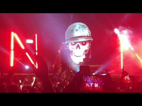 Sputapalline (feat. Coez) - Noyz Narcos @Villa Ada Roma 15-06-18