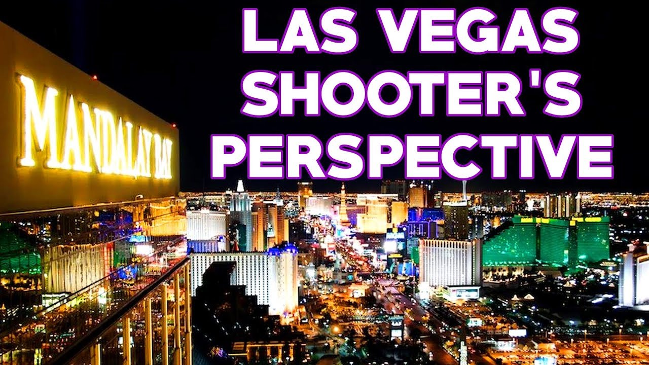 🔴 Las Vegas SHOOTING Video Taken From Balcony Of Mandalay Bay ...