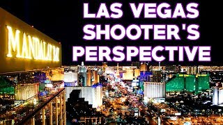 🔴 Las Vegas SHOOTING Video Taken From Balcony Of Mandalay Bay Foundation Room