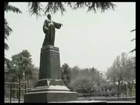 Песня о Душанбе