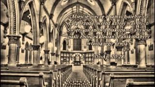 Pasja według objawień bł. Anny Katarzyny Emmerich Wizja Kościoła