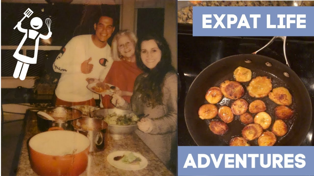How To Make Tostones And A Complete Dominican Cooking Fail Youtube
