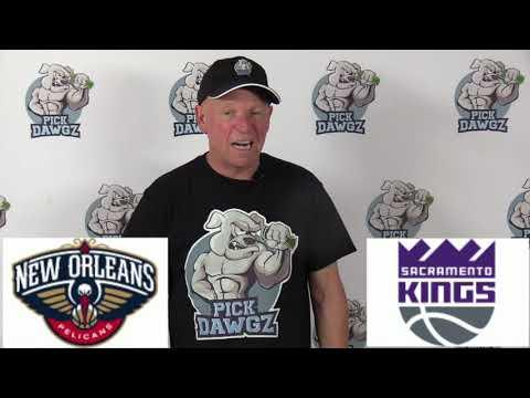 Sacramento Kings vs New Orleans Pelicans 3/11/20 Free NBA Pick and Prediction NBA Betting Tips