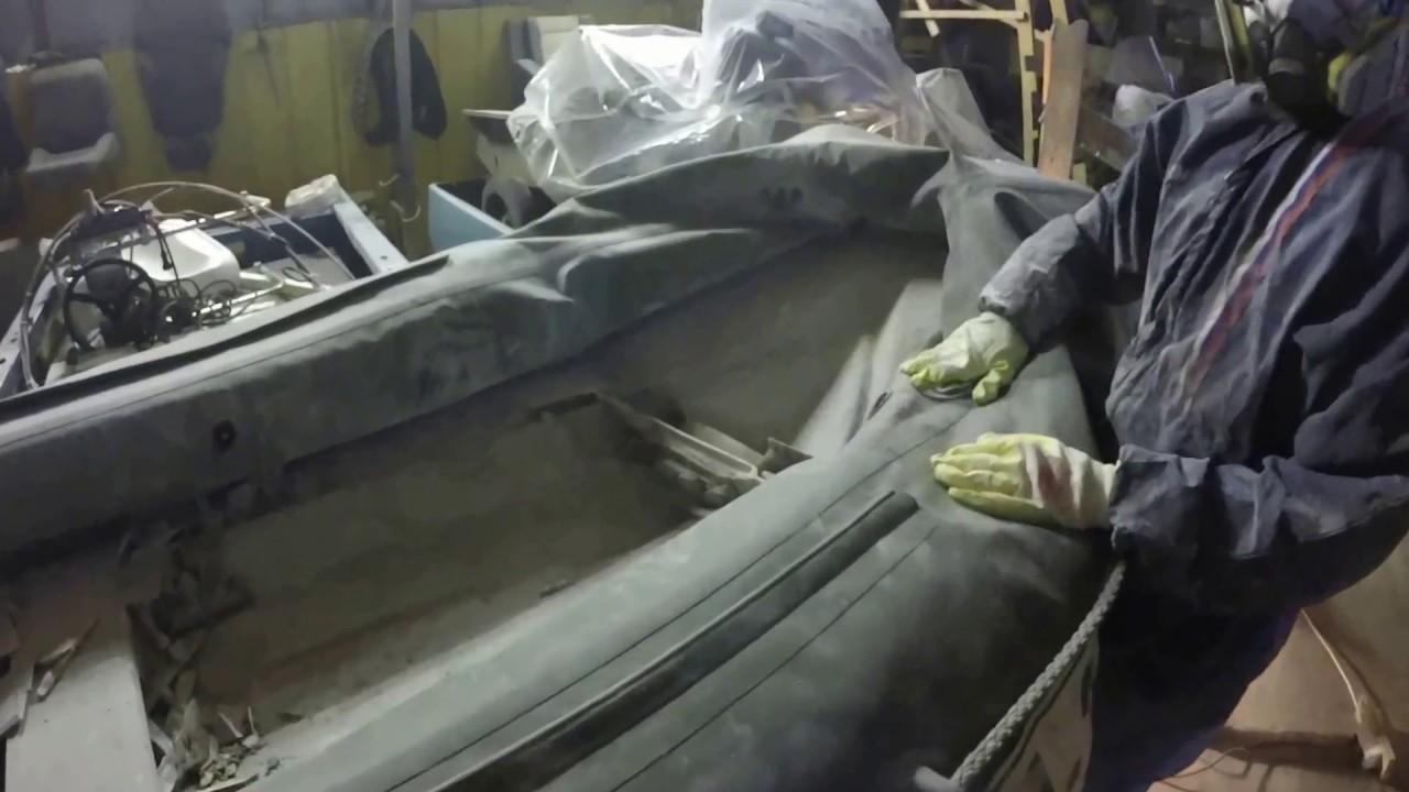 Восстановление герметичности РИБ