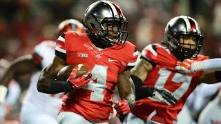 Ohio State vs Illinois 2014 Highlights