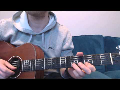Believer - American Authors (Guitar Lesson) With Ste Shaw