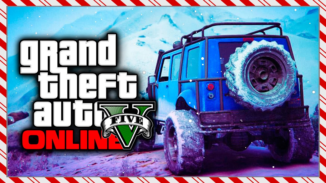 GTA 5 Online SNOW IS GONE?!? Will It Return & When??? (GTA V ...
