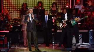 ♥ David Foster & Earth,Wind & Fire ♥ September & After The Love Has Gone Live HD Thumbnail