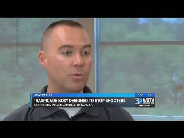 Barricade Box featured on WBTV