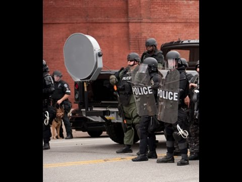 Concerns Raised Over 'LRAD' Device New York Police Are Using During Protests!