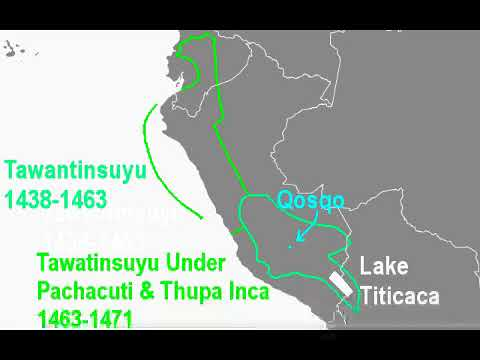 Short Summary: Pachacuti, The First Inca