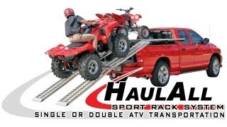 HaulAll - Sports Rack System
