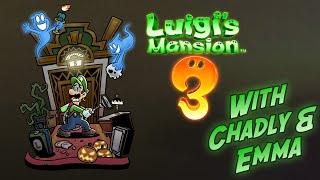 Luigi's Mansion 3 [Ep. 8] - Finale!!    Co-op with Emma!!