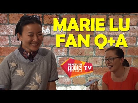 Marie Lu Answers Your Legend and The Young Elites Questions
