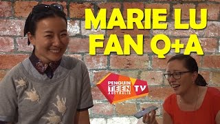 Video Marie Lu Answers Your Legend and The Young Elites Questions download MP3, 3GP, MP4, WEBM, AVI, FLV Oktober 2017