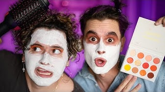 GUYS TRY GIRL PRODUCTS 5 (THIS RUINED OUR FACES!!!)