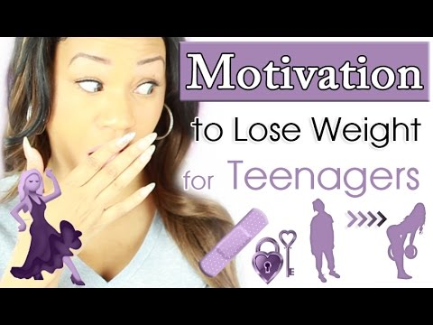 How to Stay Motivated to Lose Weight as a Teenager