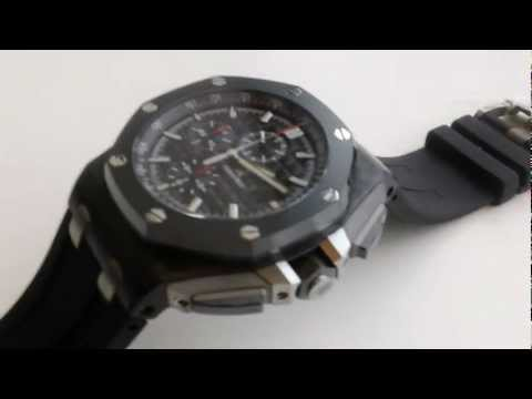 Audemars Piguet Royal Oak Offshore Carbon 26400