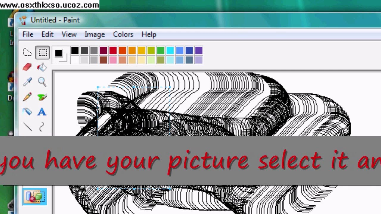 Ms paint tips and tricks simple youtube for Minimalist tips and tricks