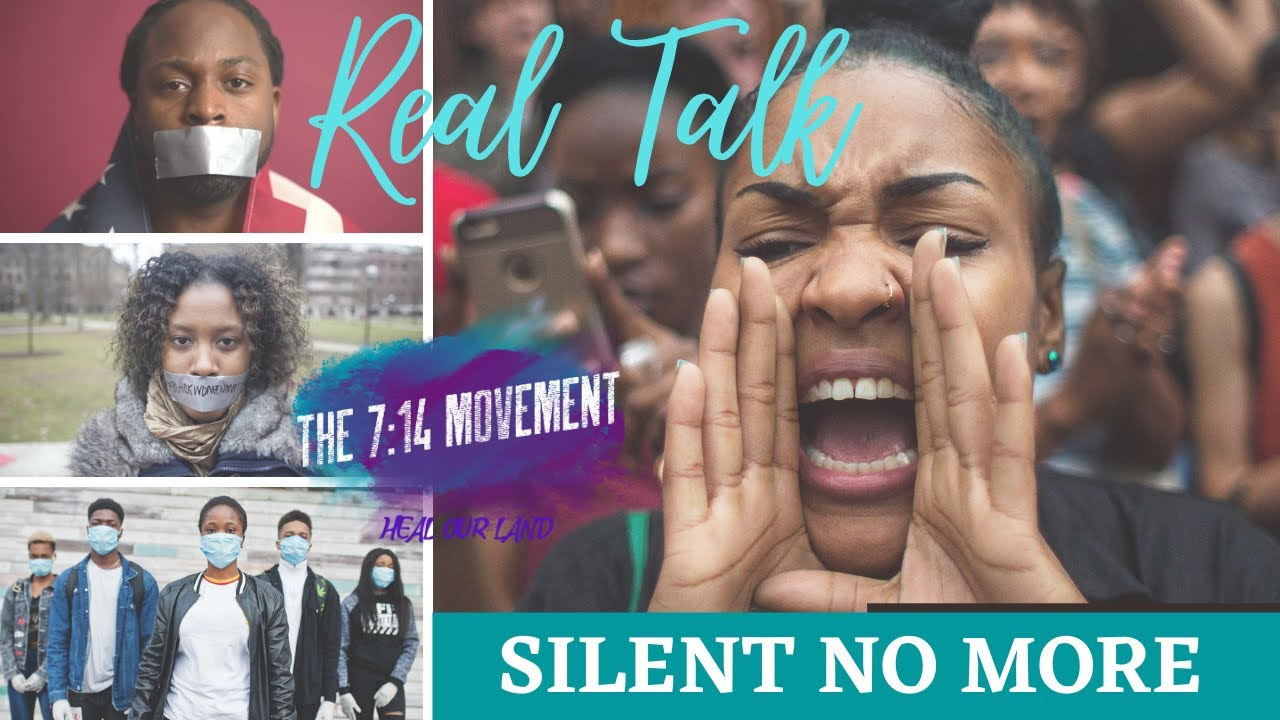 Real Talk | Silent No More | Official 7:14 Website Launch