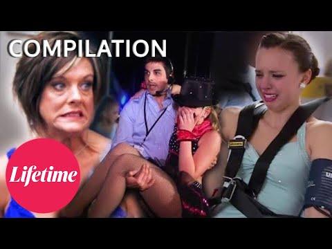 ALDC Dances Through the PAIN - Dance Moms BIGGEST INJURIES (Flashback MEGA-COMPILATION) | Lifetime