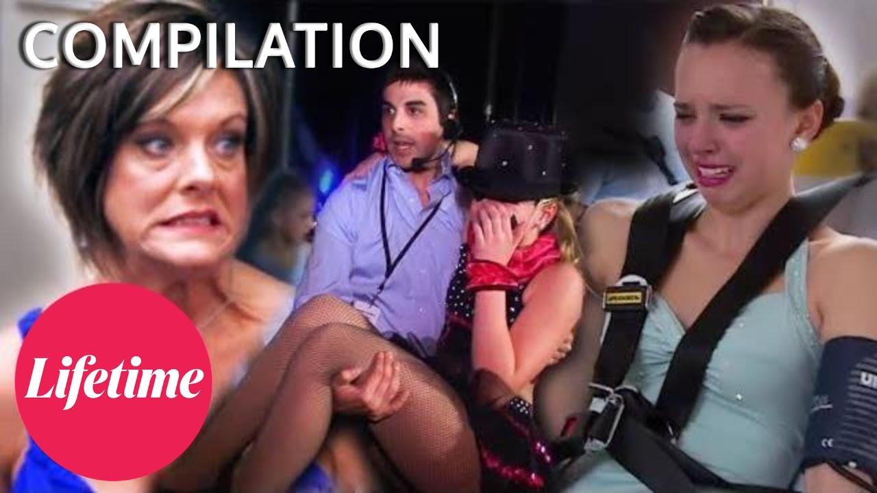 Download ALDC Dances Through the PAIN - Dance Moms BIGGEST INJURIES (Flashback MEGA-COMPILATION)   Lifetime