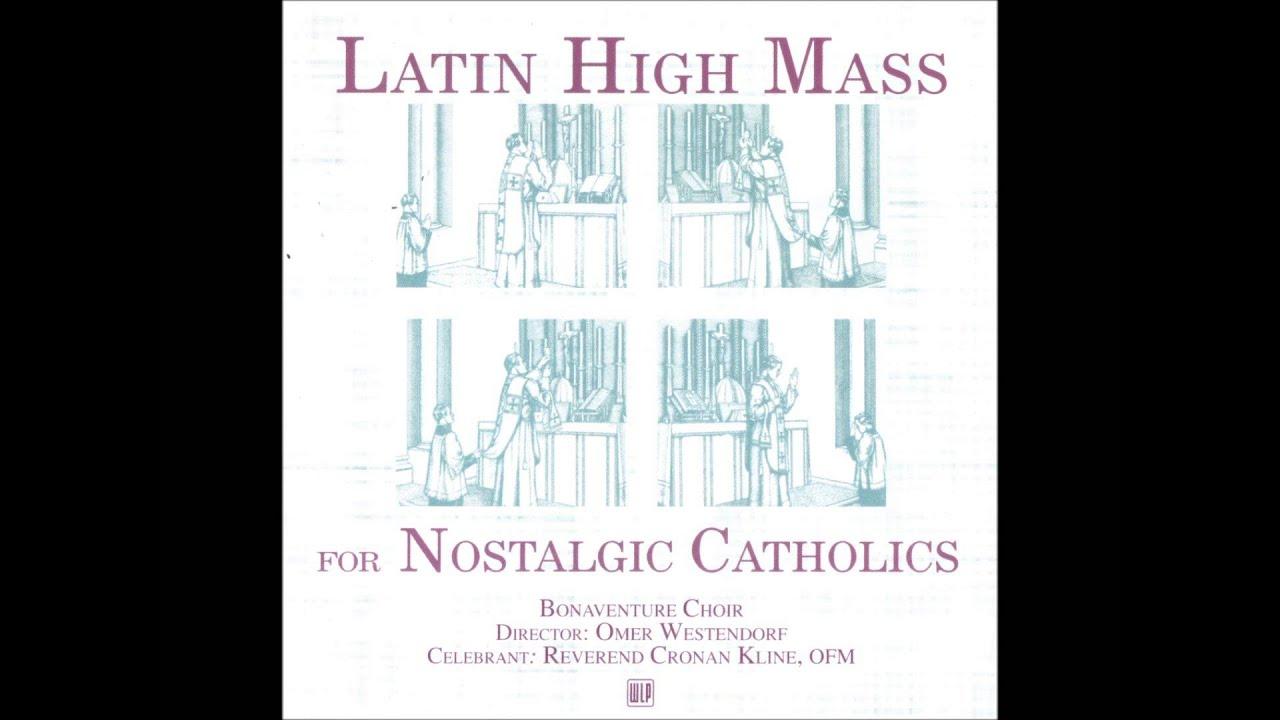 Nostalgia for mysticism catholicism in latin