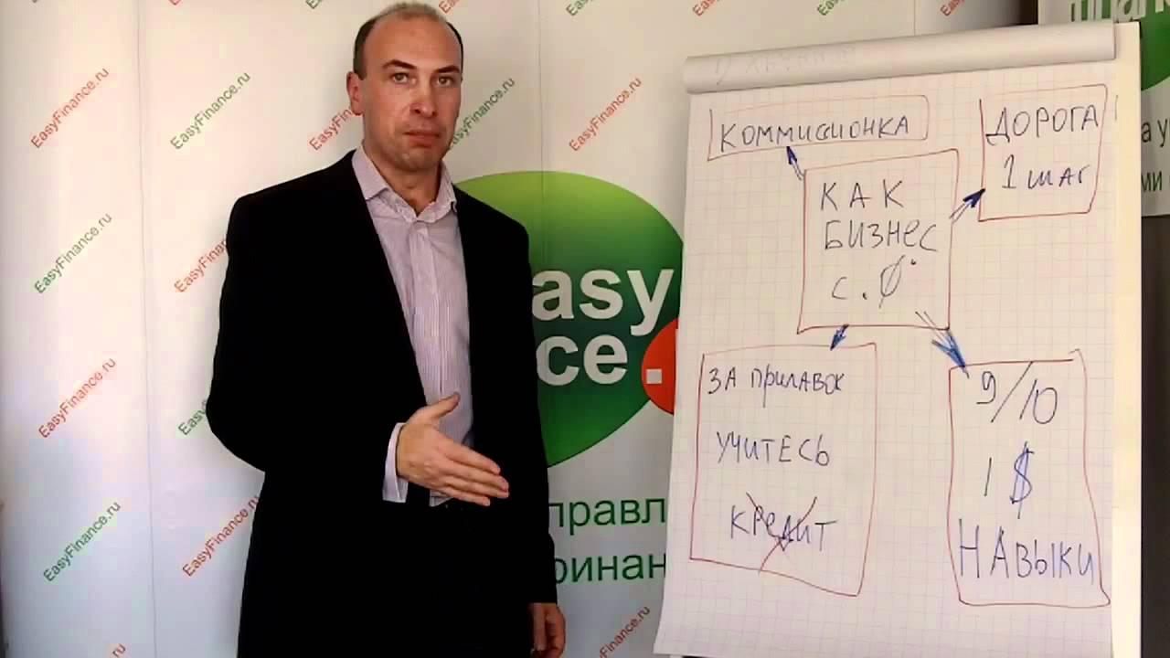 Как создать бизнес с нуля