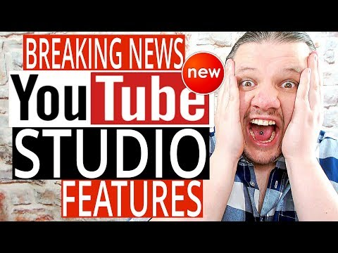 New Creator YouTube Studio Features Announced - Impressions, Impression CTR, Unique Views & MORE