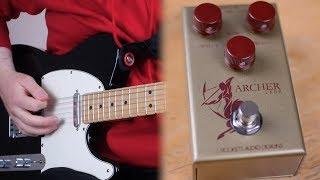 A Beautiful Sounding Overdrive - The Archer Ikon by J Rockett Audio