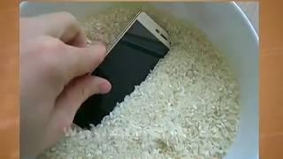 Егер телефон суға құлап?