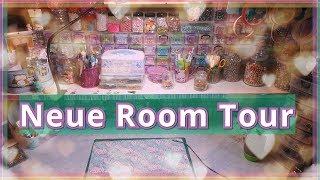 Room Tour ^^ Mein Bastelzimmer/Craft Room/Werkstatt... stolzer Plastikmessie ;-)