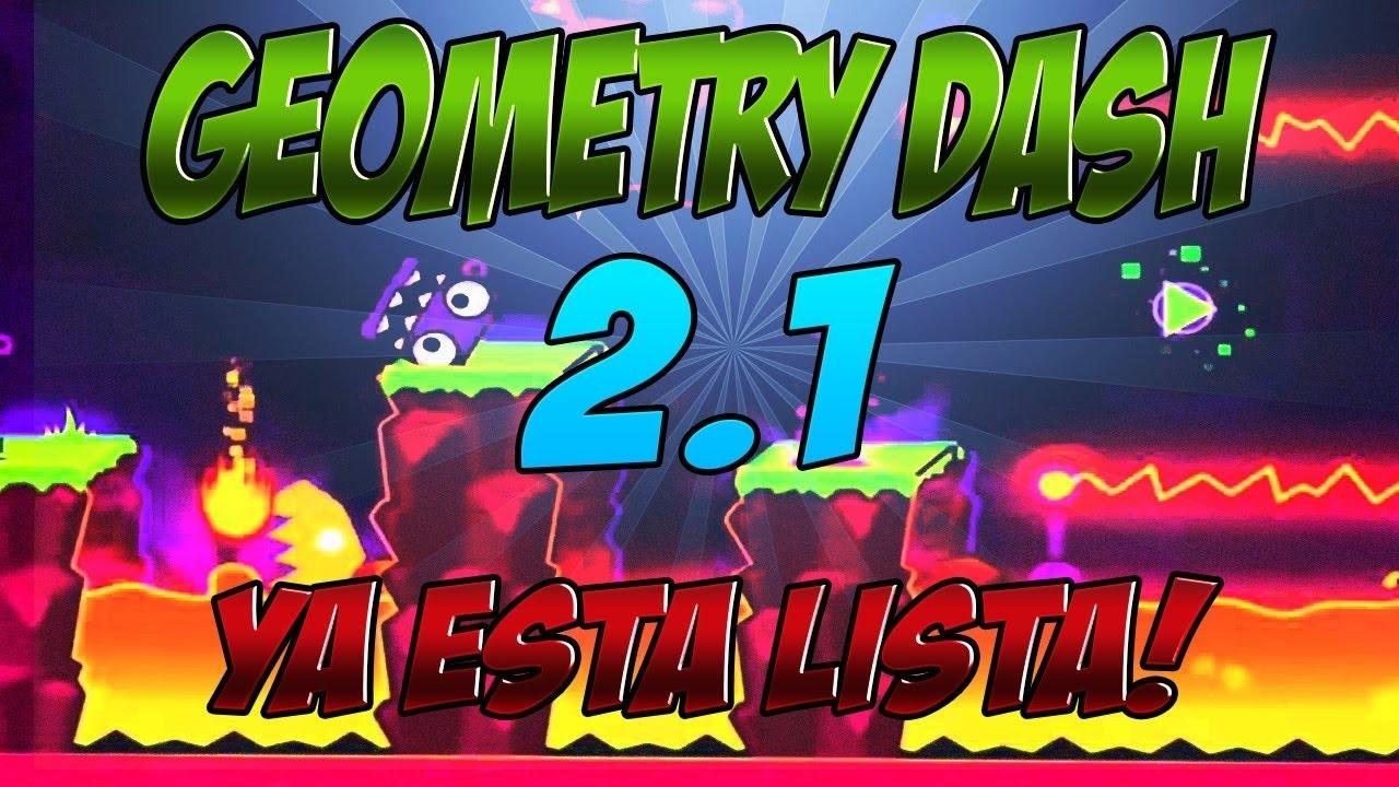 Geometry Dash 2.1 Pc