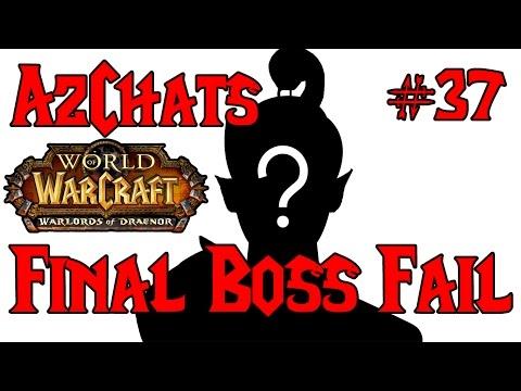 FINAL BOSS FAIL - Tom Chilton Gamescom Interview MESS (AzChats #37)