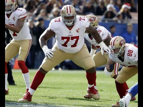 SF 49ers Starting Tackle Trent Brown Joins Nothingbut9ers