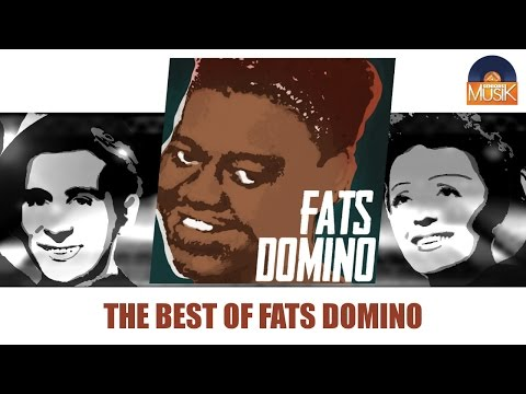 Fats Domino - The Best of Fats Domino (Full Album / Album complet)