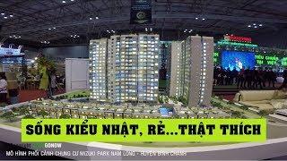 Mô hình phối cảnh dự án chung cư Mizuki Park, Nguyễn Văn Linh, Huyện Bình Chánh - Land Go Now ✔